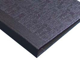 Ringordner DinA4 Azteka schwarz, 3cm breit
