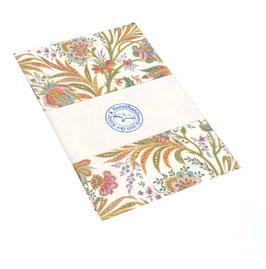 Notizheft / Skizzenheft ,Florentiner Papier Cipro
