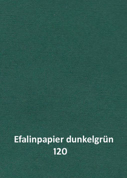 Efalinpapier dunkelgrün 70 cm x 50 cm