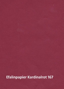 Efalinpapier F - Color, kardinalrot 70 cm x 50 cm