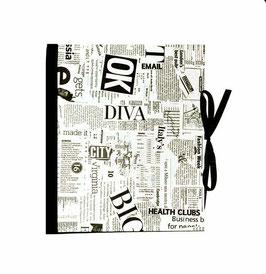 Ordner / Ringordner Newspaper, 3 cm breit
