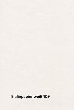Efalinpapier weiß  70 cm x 50 cm, Gewicht: 120 g/m²