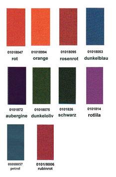 Buchleinen  Iris  ® 2 Bögen 100 x 50 cm