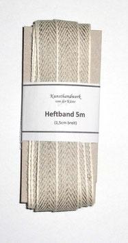 Heftband 5m