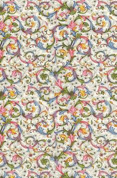 Florentiner / Italienisches Papier  50 x 70 cm Florentina Trend