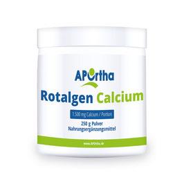 natürliches Calcium Pulver aus der Rotalge 250g