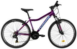 DHS Teranna 2622 26 Zoll 40 cm Frau 21G Felgenbremse Violett oder Blau