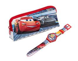 Disney Cars - Jungen-Armbanduhr