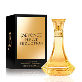 Damenparfum Beyonce Heat Seduction Singers EDT 100 ml