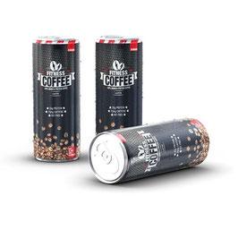 Blackline 2.0 Protein Fitness Kaffee - 12x 250ml Dose