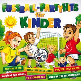 Fussball-Partyhits Für Kinder
