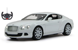 Bentley Continental GT Speed 1:14 weiss 40MHz