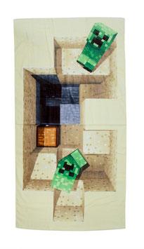 Minecraft - Handtuch 140 x 70 cm