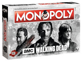 Monopoly - The Walking Dead AMC