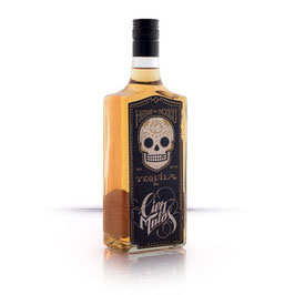 Cien Malos Golden Tequila 70 cl