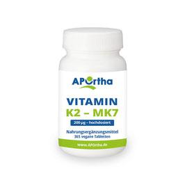 Vitamin K2 MK7 Tabletten 365 Stück