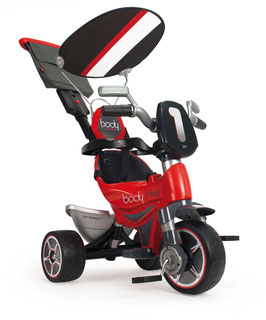 Injusa Body Sport Junior Rot oder Little Tikes 4-in-1 Driewieler Mädchen Rosa