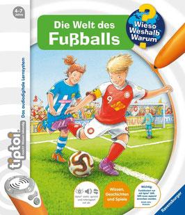 Ravensburger 6922 - Tiptoi Buch - Die Welt des Fußballs