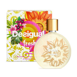 Damenparfum Fresh Woman Desigual EDT 100 ml