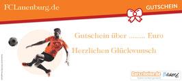 Gutschein FC Lauenburg.de über 50 Euro