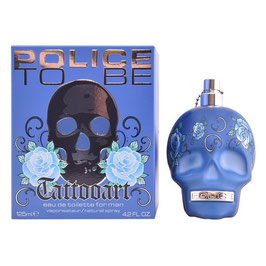 Herrenparfum To Be Tattoo Art Police EDT (125 ml)