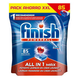 Finish - All in One  XXL - 85 Tabs