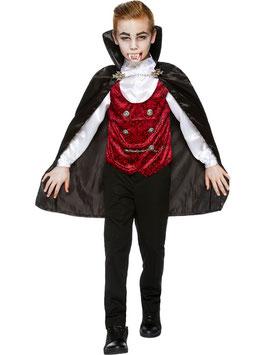 Graf Dracula - Kinderkostüm