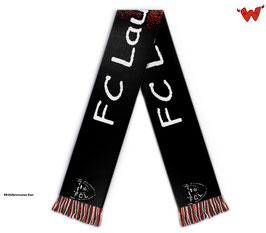 """Schal """"FC Lauenburg"""" mit Logo"""