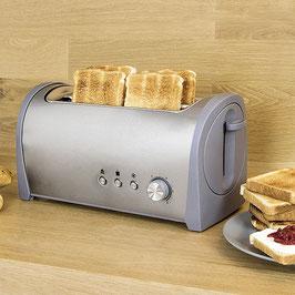 Cecotec Steel 3037 Toaster 2L 1400W
