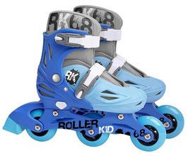Stamp Inline Skates Jungen blau