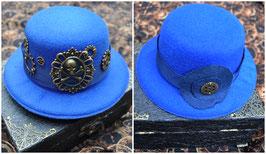 Mini-chapeaux à pinces