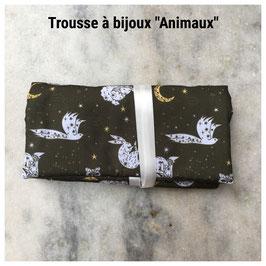 Trousse range-bijoux