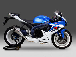 Scarico  Yosimura-Suzuki ITA01-YOSHI-R75 accessorio originale omologato GSX-R 600/750 2012-2016