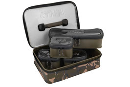 FOX Aquos Camo Accessory Bag System