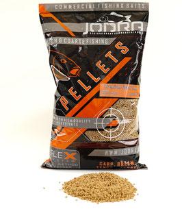 Jodra Futter-Pellets Premium Fisch 2 mm