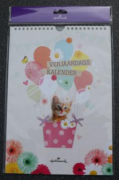 Verjaardagskalender Hallmark 'Diertjes'