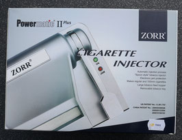 Zorr Powermatic II Plus Cigarette Injector