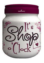 Spaarpot 'It's Shop O'Clock'