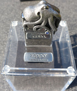 Limited Edition Octopus Zippo