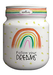 Spaarpot 'Follow your dreams'
