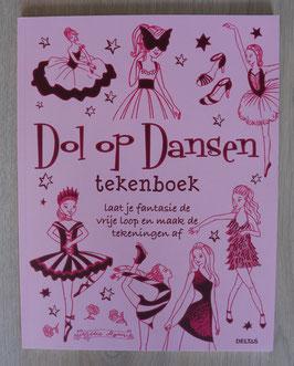 Deltas 'Dol Op Dansen Tekenboek'