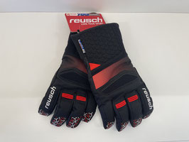 Reusch Stuart black/red