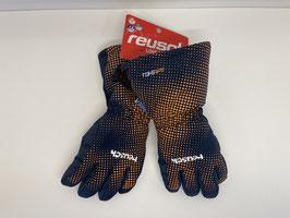 Reusch Maxi dress blue/orange