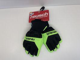 Reusch Tobi black/neon green