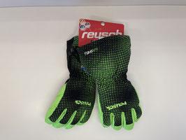 Reusch Maxi black/neon green