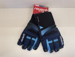 Reusch Stuart black/blue