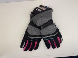 Reusch Bolt black/black melange/pink