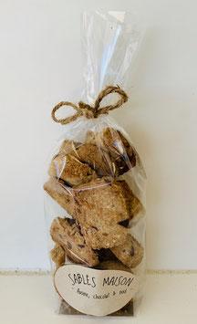 "Biscuit ""Avoine, chocolat & noix"""