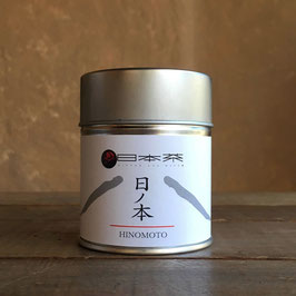 """Origin of the Sun"" (Hinomoto) Organic Matcha・thin/thick tea grade"