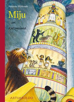 """Kinderbuch """"Miju im Katzenland"""""""